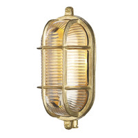 David Hunt ADM5240 Admiral Oval Solid Brass