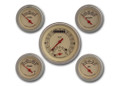 Vintage Series Five Gauge Set - Classic Instruments - VT35SLF