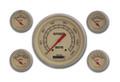 Vintage Series Five Gauge Set - Classic Instruments - VT54SLF