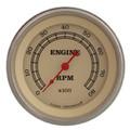 VINTAGE TACH 8000 RPM - Classic Instruments