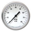 WHITE HOTTACH 8000 RPM - Classic Instruments
