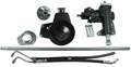 Borgeson Power Steering Conversion Kit - 65-66 Mustang with Manual Steering & 289/302/351W V-8