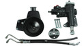 Borgeson Power Steering Conversion Kit - 68-70 Mustang with Manual Steering & 289/302/351W