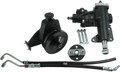 Borgeson Power Steering Conversion Kit - 68-70 Mustang with Manual Steering & 200/250 Inline 6 Cylinder