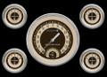 Nostalgia VT Series Five Gauge Set - Classic Instruments - NT65SLC