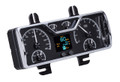 1940 Ford Car and 1940- 47 Ford Truck HDX Instruments From Dakota Digital - Black Face