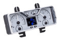 1940 Ford Car and 1940- 47 Ford Truck HDX Instruments From Dakota Digital - Silver Face