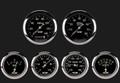 Classic Series Six Gauge Set, 3 3/8 - Classic Instruments - CL901SRC