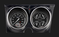 Auto Cross Grey 1967-68 Camaro Package - Classic Instruments - CAM67AXG