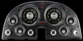All-American Tradition 1963-67 Corvette Gauges - Classic Instruments - CO63AT