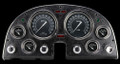 Traditional Series 1963-67 Corvette Gauges - Classic Instruments - CO63TR