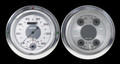 All American 1954-55 Chevy PU Gauges w/Speedtachular - Classic Instruments - CT54AW62