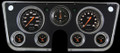 Velocity Series Black 1967-72 Chevy Gauges - Classic Instruments - CT67VSB