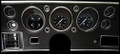 Hot Rod 1970-72 Chevelle SS / Monte Carlo / El Camino Gauges - Classic Instruments - CV70HR