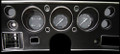 SG Series 1970-72 Chevelle SS / Monte Carlo / El Camino Gauges - Classic Instruments - CV70SG