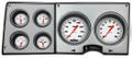 Velocity White 1973-87 Chevy/GMC Truck Gauges - Classic Instruments - CT73VSW