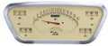 Tan 1953-55 Ford F-100 Gauges - Classic Instruments - FT53T
