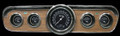 Traditional 1965-66 Mustang Gauges - Classic Instruments - MU65TR00