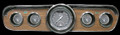 SG Series Ultimate 1965-66 Mustang Gauges - Classic Instruments - MU65SG35