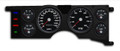 New Vintage Black Performance Series 1979-86 Mustang Gauge Cluster - 79111-01