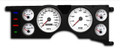 New Vintage White Performance Series 1979-86 Mustang Gauge Cluster - 79111-03
