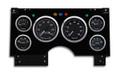New Vintage Black 1940 Series 1994-97 S10/S15 Gauge Kit (Mech Speedo) - 94401-01
