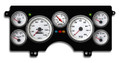 New Vintage White Performance Series 1982-89 Buick Regal Gauge Kit (Mech Speedo) - 82101-03