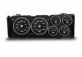 New Vintage Black Performance Series 1978-88 Cutlass Gauge Kit (Prog Speedo) - 81111-01