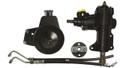 Borgeson Power Steering Conversion Kit - 67-77 Mid-Size Ford with Manual Steering & 289/302/351W