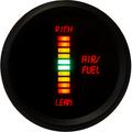 Intellitronix ~ LED Digital Air/Fuel Ratio Gauge in Black Bezel