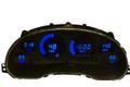 Intellitronix ~ 94-04 Ford Mustang LED Digital Gauge Panel  - Blue