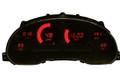 Intellitronix ~ 94-04 Ford Mustang LED Digital Gauge Panel  - Red