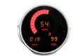 Intellitronix ~ Jeep 55-86 LED Digital Gauge Panel - Red