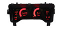 Intellitronix ~ Jeep 97-06 TJ LED Digital Gauge Panel - Red