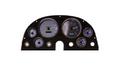 Intellitronix ~ 63-67 Corvette 3D Analog Gauge Panel - Blue