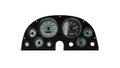 Intellitronix ~ 63-67 Corvette 3D Analog Gauge Panel - Green