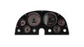Intellitronix ~ 63-67 Corvette 3D Analog Gauge Panel - Red