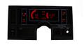 Intellitronix ~ 84-87 Buick Regal Digital Gauge Dash Panel - Red