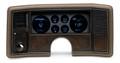 78- 88 Monte Carlo, 78- 87 El Camino/ Malibu/ Caballero Digital Instrument System From Dakota Digital