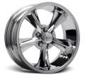 Rocket Racing Wheels Rocket Booster Chrome Wheel ~ Free Standard Lug Nuts