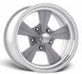Rocket Racing Wheels Rocket Strike As Cast/Machined Wheel ~ Free Standard Lug Nuts