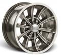 Rocket Racing Wheels Rocket Sunburst Hyper Shot Wheel ~ Free Spline Lug Nuts