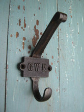 GWR Cast Iron Coat Hook