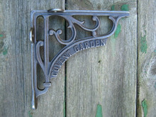 Covent Garden Design Cast Iron Shelf Bracket