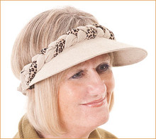 Extremely Comfortable, provides full Face and ear protection from the sun.