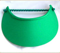 Emerald Green Flexi Visor