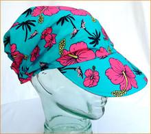 Shown as a Sundanna, very flexible and practical or use as a visor