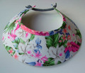 Tropical Flowers Out of Africa Flexi Visor