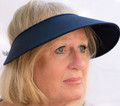 Dark Navy SPF50 Out of Africa Flexi Visor