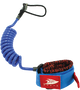 Manta performance twin swivel coil leash